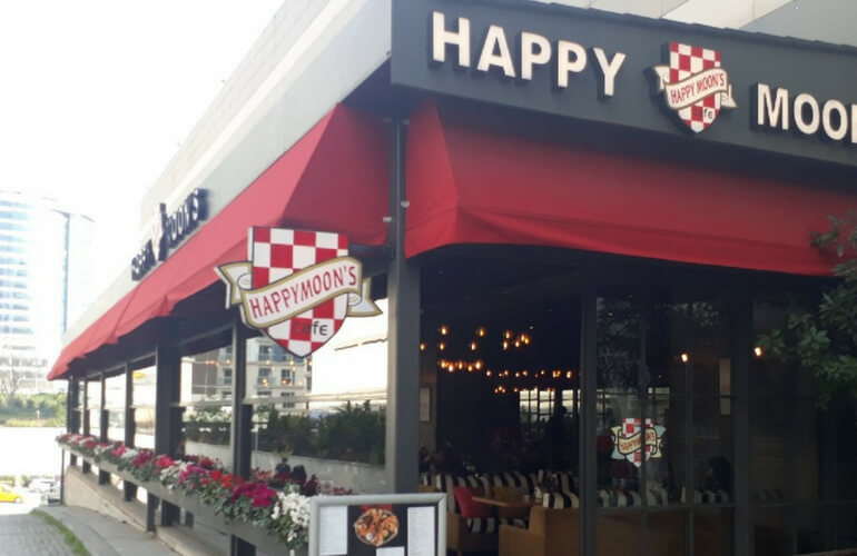 Happy Moon's Cafe Bayilik Açmak