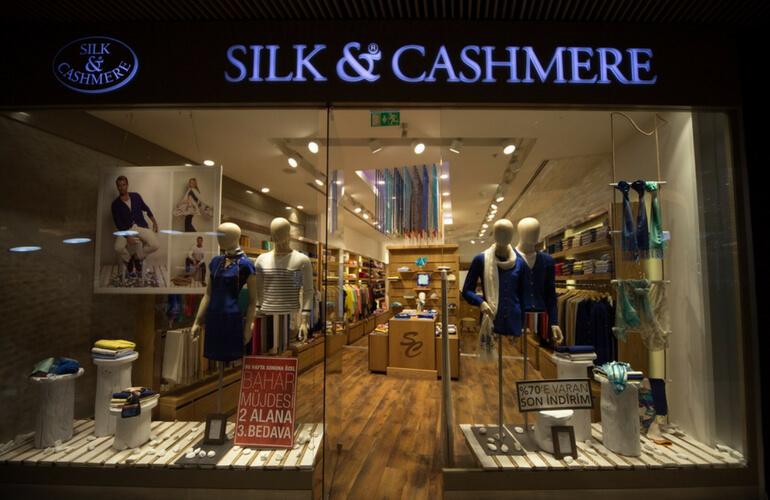 Silk & Cashmere Bayilik Açmak